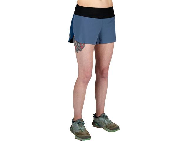 Ultimate Direction Velum Shorts Damer, blå